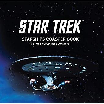Star Trek Starships Coaster� Book: Set of 6 Collectible Coasters