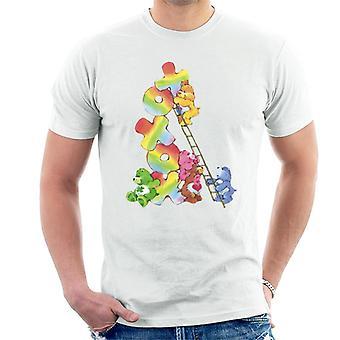Pflege Bären Geburtstag Bär Xoxox Kletterleiter Männer's T-Shirt