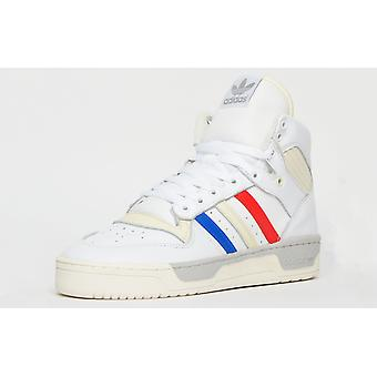 Adidas Originals Rivalry Hi White / Bleu / Rouge