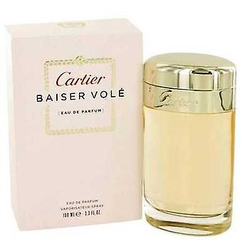 Baiser Vole By Cartier Eau De Parfum Spray 3.4 Oz (women) V728-482466