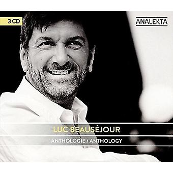 Beausejour*Luc - Anthology [CD] USA import