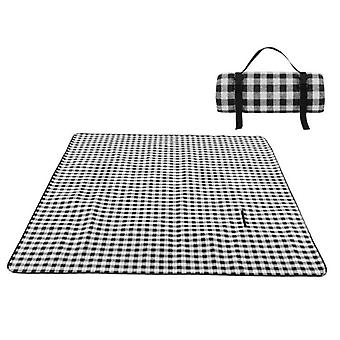 Homemiyn Outdoor Acrylic Lattice Picnic Mat Waterproof Good Quality Portable Blanket Cost-effective Blanket