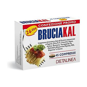 BurnKal 45 tablets
