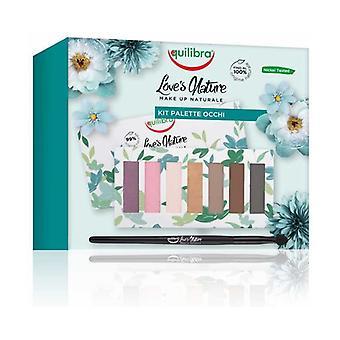 Love&s Nature Kit Eye Palette 2 enheter
