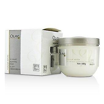 Natural White UV Natural Lightening Cream SPF 18 100g or 3.5oz