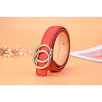 High Quality Leather Belts - Kids Casual Pu Waist Strap