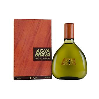 Antonio Puig Agua Brava Eau de Cologne 200ml Splash for Him