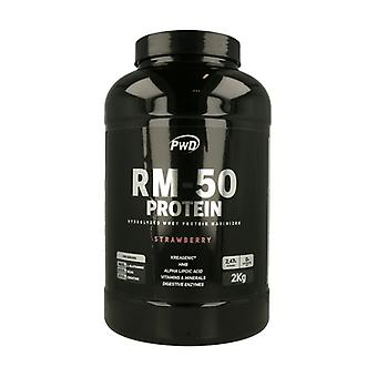RM 50 Protein Strawberry Flavor 2 kg