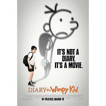 Diário de um miúdo Wimpy Movie Poster Print (27 x 40)