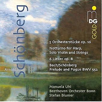 A. Schoenberg - Sch Nberg: Orchestral Works [SACD] USA import