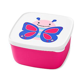 Skip*Hop Zoo Snack Containers (set of 3) Butterfly