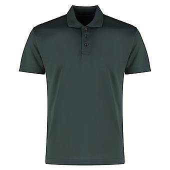 Kustom Kit Mens Cooltex Plus Micro Mesh Polo Shirt