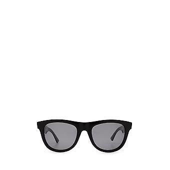 Bottega Veneta BV1001S óculos escuros unissex pretos