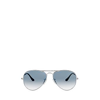 Ray-Ban RB3025 silver unisex sunglasses