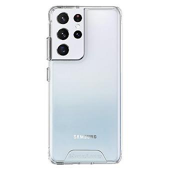 For Samsung Galaxy S21 Ultra Case iCoverLover Shockproof Cover Clear