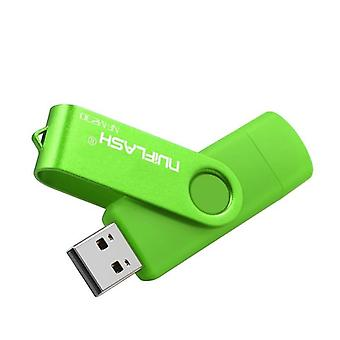 Tip-c, 2.0 Usb Flash Drive & Usb Stick Pen Drive Pentru Smart Phone / laptop
