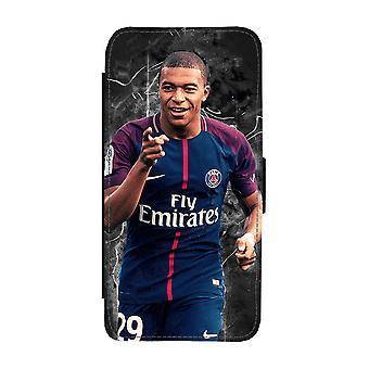 Kylian Mbappe iPhone 11 Portemonnee Hoesje