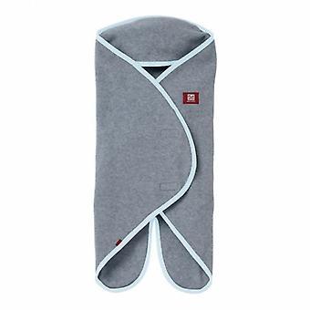 Red Castle Babynomade Singe Fleece Blanket Grey