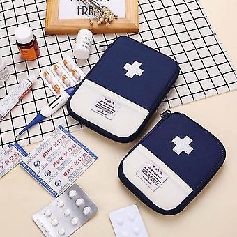 Draagbare functie EERSTE HULP Kit, Emergency Drug Medicine Bag