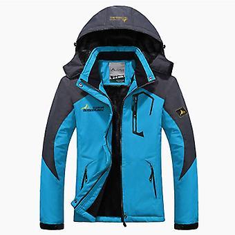 Women Jackets Waterproof Windproof Hooded