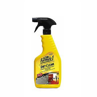 Formula 1 High Performance Dry Clean Carpet & Upholstery Cleaner
