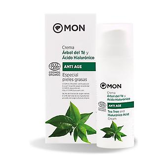 Tea Tree Cream and Hyaluronic Acid 50 ml