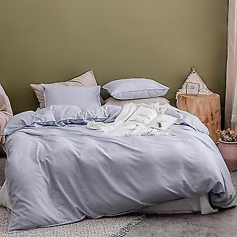 Solid Color Bedding Set