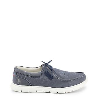 U.s polo assn. men's laced shoes - lendl8164s1