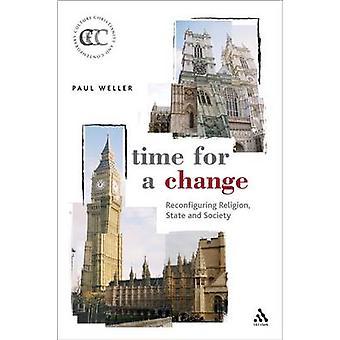 Tiempo para un cambio - El establecimiento de la Iglesia de Inglaterra y el