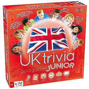 Uk trivia junior quiz game