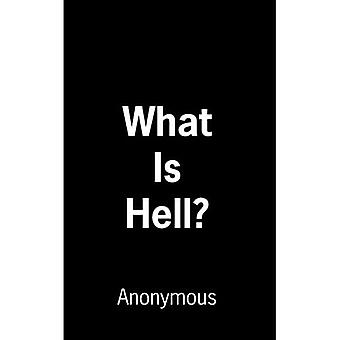 Mikä helvetti on?