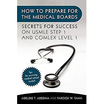 Wie man sich auf die Ärztekammern vorbereitet: Erfolgsgeheimnisse auf Usmle Step 1 und Comlex Level 1
