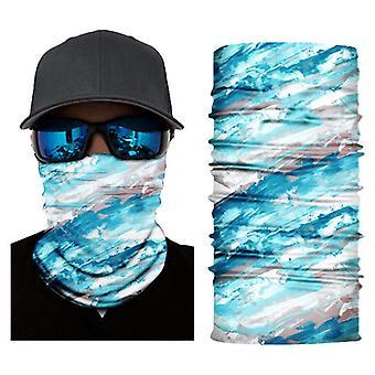 3Pcs bandanas resistentes a UV de secagem rápida xhs-323