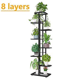 Multi Function Removable Storage Shelf, Iron Art Plant Holder, Home Garden,
