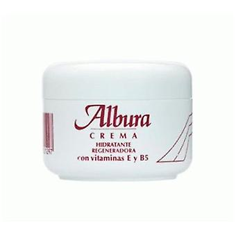 Albura Crème Régénérante Hydratante gros pot Blanc Régénérant