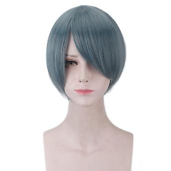 Anime Wigs Black Butler Ciel Synthetic Hair Wigs