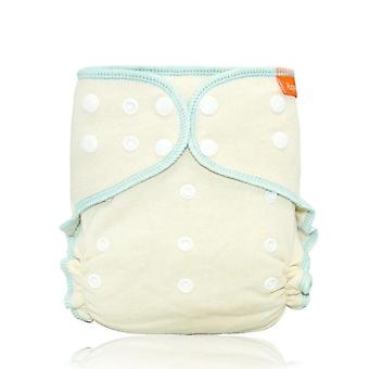 Hybrid Fitted Cloth Diaper Washable