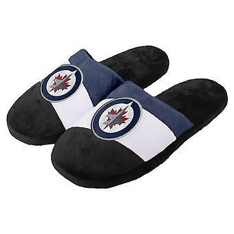 FOCO Winnipeg Jets Slide Slippers Hausschuhe