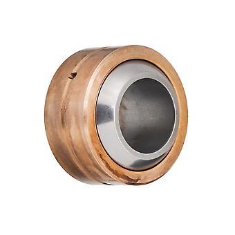 InA GE17-DO-2RS Cuscinetto sferico piano 17x30x14mm