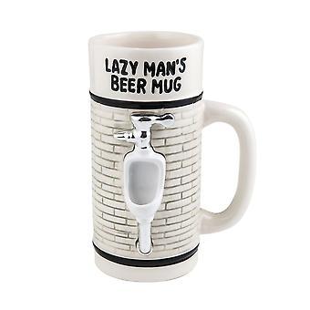 Bigmouth - laiska mies olutmuki