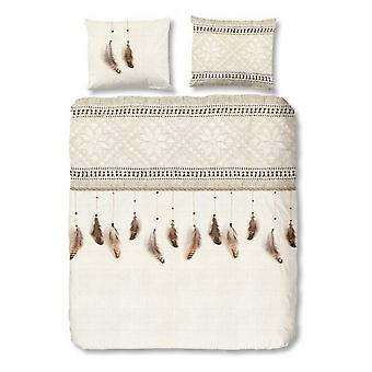 sängkläder Bibi beige 200x220