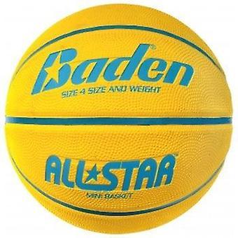Baden Basketball All Star Basketball All Surface Sisä-/Ulkokäyttöön - Koko 4