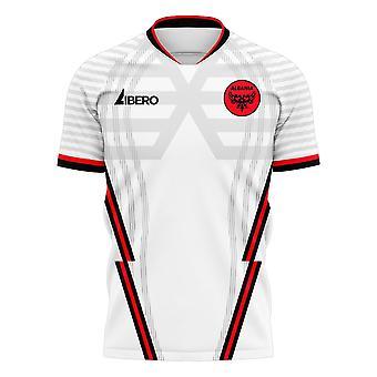 Albania 2020-2021 Away Concept Football Kit (Libero)