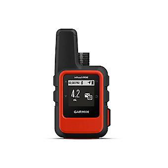 Garmin inReach Mini GPS Tracker Personal Black, Red, 1.27 inches