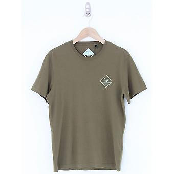 Barbour Netherly Hooded Sweat - Uniform Groen
