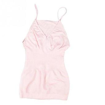Vrouwen afslanken Tank Top Buik Controle Naadloze Vest Cami Shapewear
