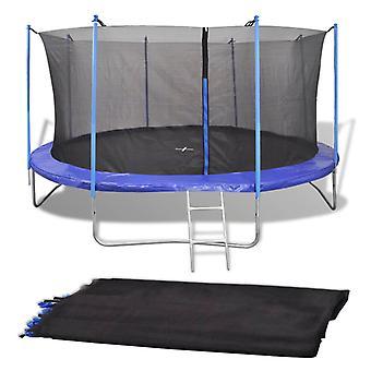 Rede de segurança para trampolims redondos de 4,26 m