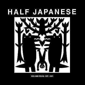 Halva japanska - Volym fyra: 1997 -2001 CD