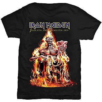 Iron Maiden CM EXL Seventh Son Men's Medium T-Shirt - Noir