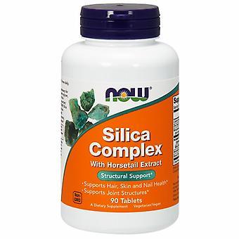 Agora Foods Silica Complex 500 mg, 90 Abas